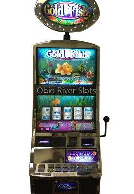 "Williams Bluebird 2 ""Gold Fish 2"" Slot Machine"