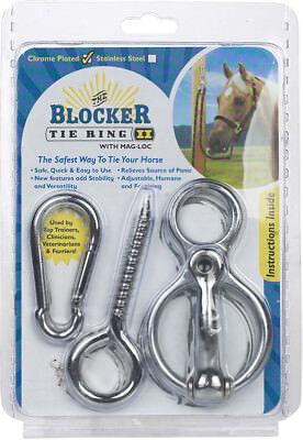 TOKLAT BLOCKER TIE RING II CHROME 10-0340 ()