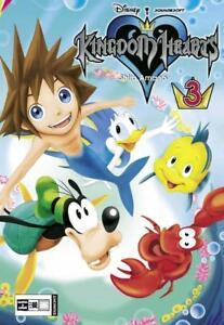Kingdom Hearts 03 von Shiro Amano (2005, Taschenbuch) günstig kaufen