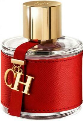 CH Carolina Herrera women 3.4 oz 3.3 edt perfume spray NEW TESTER