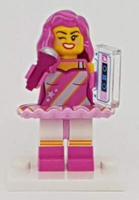 LEGO® Minifigures 71023 - THE LEGO® MOVIE 2 Candy Rapper