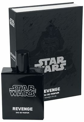 Star Wars Eau De Parfum Revenge 50ml Flasche in Präsentationsbox ()