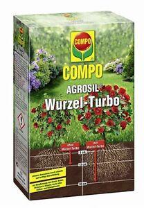 Compo  Agrosil Wurzel-Turbo 700 g Wurzelfix Bewurzelungspulver