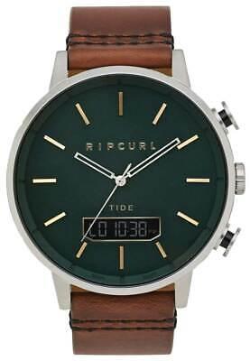 Rip Curl Detroit Tide Digital Watch - Green - New