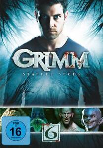 Grimm - Staffel 6  [4 DVDs] (2018)