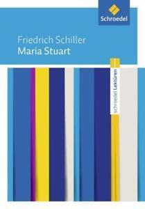 Maria-Stuart-Textausgabe-von-Friedrich-Schiller-2015-Taschenbuch