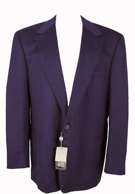 NEW! Vintage Pre Death Gianni Versace Couture Sportcoat! e 56  Approx. a US 44