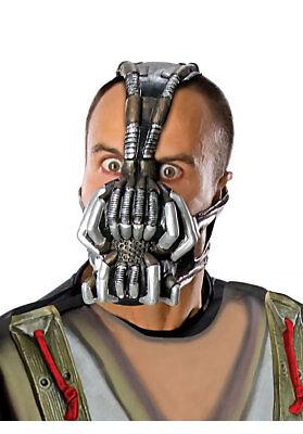 Batman-bane Kostüm (bat man Bane Fancy Dress costume  Mask Batman Dark Knight Rises latex prop bady)