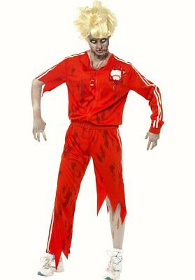 cher Womens Halloween fancy dress costume Red Tracksuit (Womens Fancy Dress Halloween-kostüme)