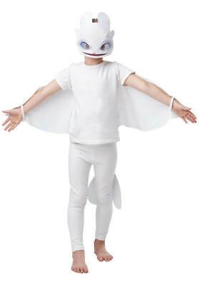 Set Kinder Kostüm Drachenzähmen Leicht Gemacht Mädchen Kostüm (Leichte Mädchen Kostüme)