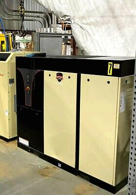Excellent Condition Ingersoll Rand Irn30h-cc Rotary Screw Compressor