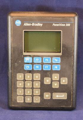 Allen Bradley 2711-k3a17l1 A 2711k3a17l1 Panelview 300 Monochrome Key Only