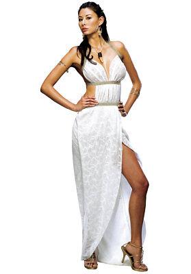 **CLEARANCE**White Queen Gorgo 300 Women's Fancy Dress Costume (Rubie's)