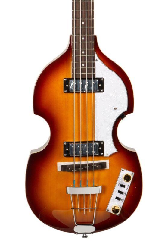 Hofner Ignition Pro Violin Bass in Sunburst