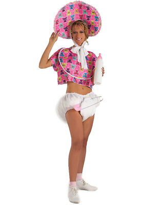 Baby Doll - Adult Costume](Adult Baby Doll Costume)
