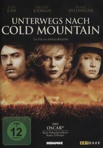 COLD MOUNTAIN (Unterwegs nach Cold Mountain (2011) - Import DVD, RC2 - STEELBOOK - Weiten, Österreich - COLD MOUNTAIN (Unterwegs nach Cold Mountain (2011) - Import DVD, RC2 - STEELBOOK - Weiten, Österreich