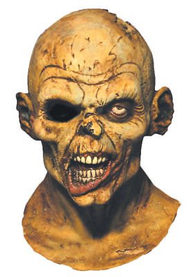 Morris Costumes Comfortable Gates Of Hell Zombie Mask. TA303](Easy Halloween Mask)