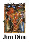 Jim Dine Poster