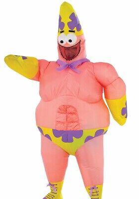 Patrick Spongebob Costume (Boys Child Inflatable Patrick Costume Spongebob Sponge Bob Starfish - Fast)