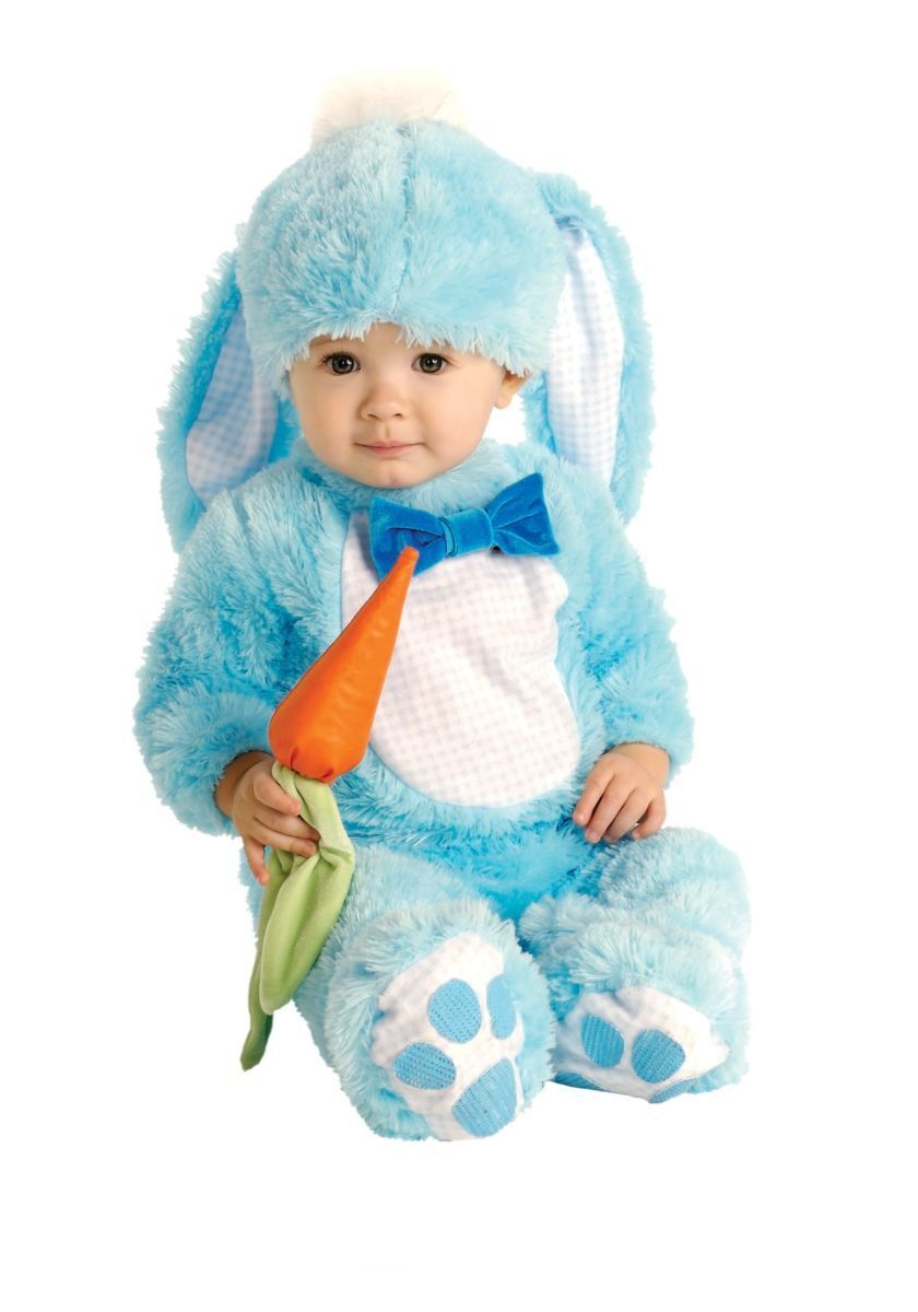 Rubies Handsome Lil' Wabbit Rabbit Animal Infant Baby Hallow