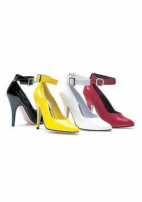 Ellie 5 Inch Heel - Ellie Shoes 8221 5 Inch Heel Pump Women'S Size Shoe With Ankle Strap
