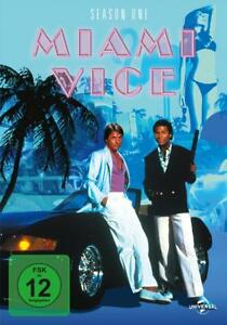 Miami Vice - Staffel 1 - DVD NEU/OVP