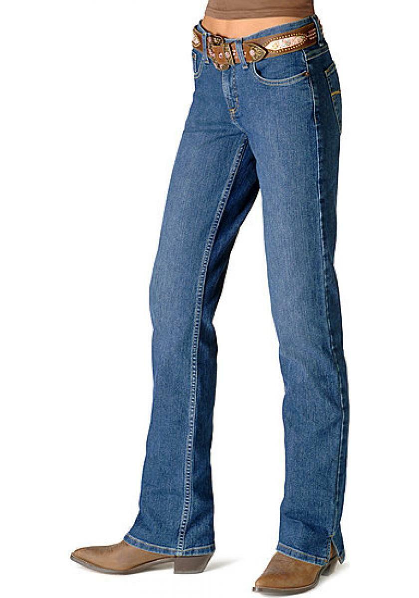womens western jeans dark stonewash georgia stretch