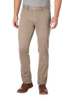Calvin Klein Jeans Men's Straight Leg Jeans New Beige