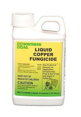 Southern Ag Liquid Copper Fungicide 8 Oz