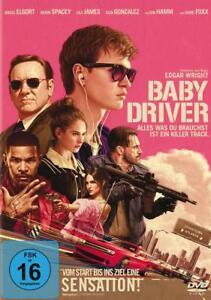 Baby Driver DVD NEU