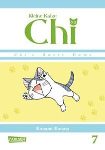 Kleine Katze Chi 07 von Konami Kanata (2015, Taschenbuch)