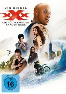 xXx - Die Rückkehr des Xander Cage DVD  NEU&OVP