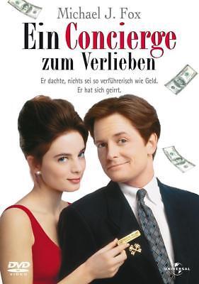 Barry Sonnenfeld - Ein Concierge zum Verlieben, 1 DVD, mehrsprach. Version