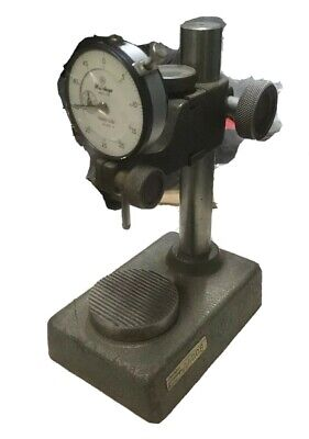 Mitutoyo 7003 Stand W 2776 .0005 Dial Indicator Machinist Tool Inspection Gage
