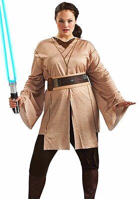 Star Wars Jedi Knight Costume Female Adult Womens Clone - Plus Size XL - Fast (Womens Jedi Kostüme)