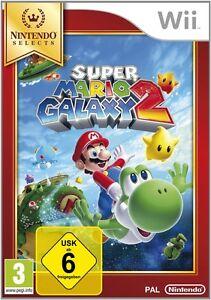 Super Mario Galaxy 2 - Nintendo Wii Spiel - NEU OVP