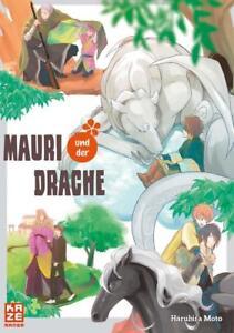 Mauri und der Drache 01 von Haruhira Moto (2017, Taschenbuch) günstig kaufen