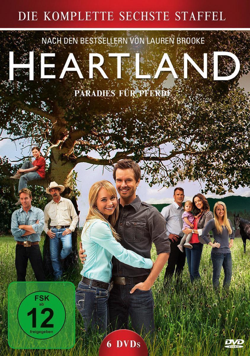 Heartland Paradies Für Pferde Staffel 6 2016