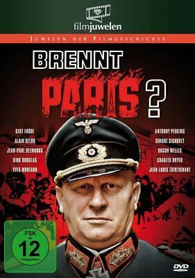 Brennt Paris? (1966) - Gert Fröbe, Alain Delon, Kirk Douglas - Filmjuwelen [DVD]