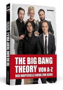 The-Big-Bang-Theory-von-a-Bis-Z-von-Amy-Rickman-2012-Taschenbuch-neu