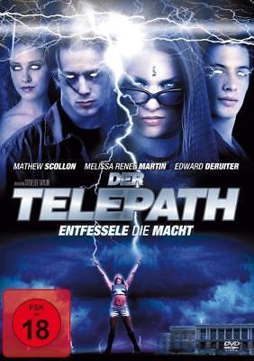 Der Telepath - Entfessele die Macht ( Horrorfilm ) mit Mathew Scollon