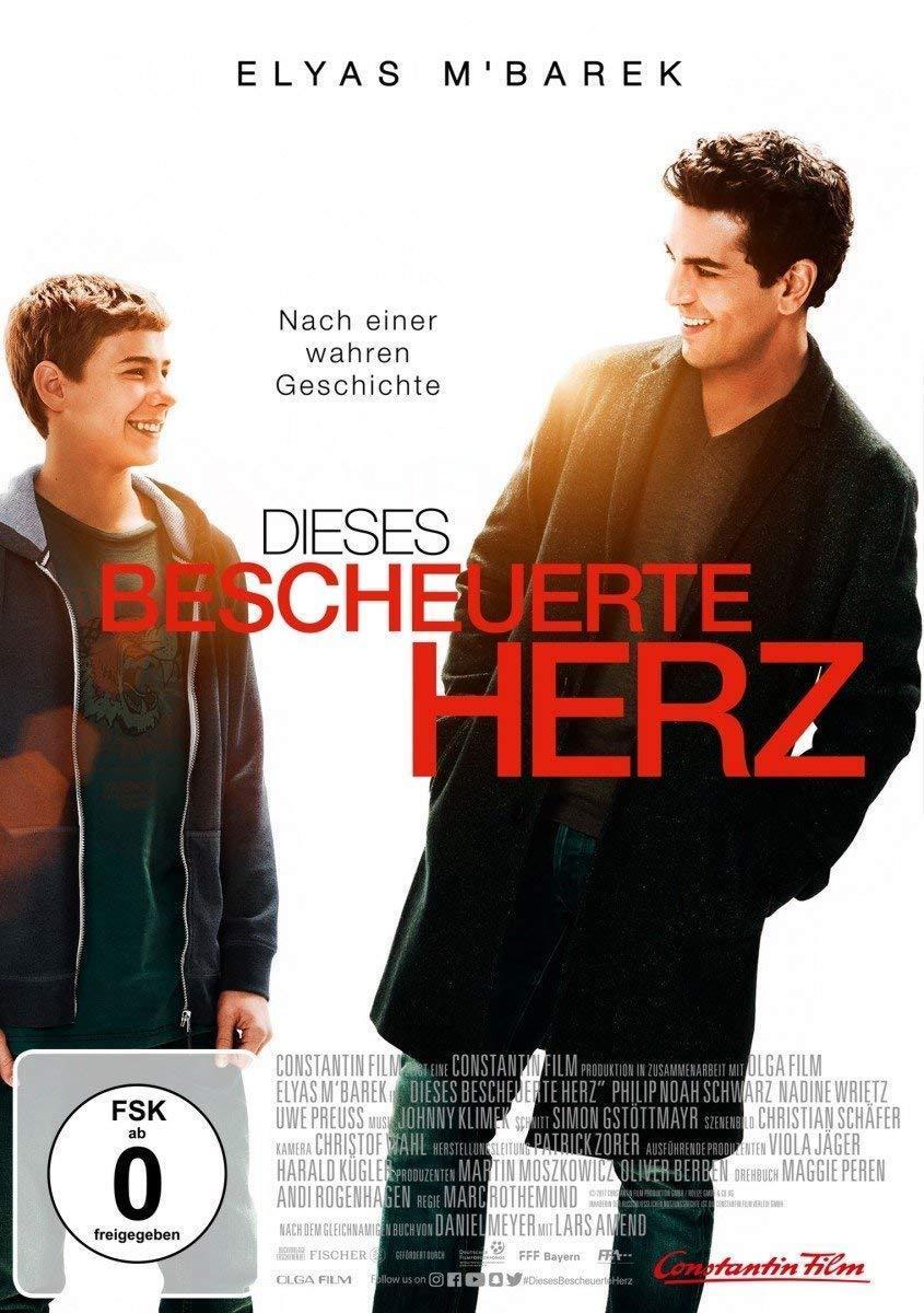 DVD * DIESES BESCHEUERTE HERZ | ELYAS M'BAREK # NEU OVP +