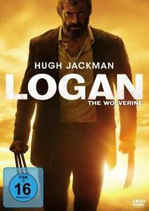 Logan - The Wolverine (2017) - DVD - NEU&OVP
