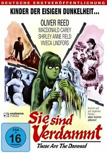 SIE-SON-VERDAMMT-These-Are-The-Damned-OLIVER-REED-DVD-NUEVO-Joseph-Losey