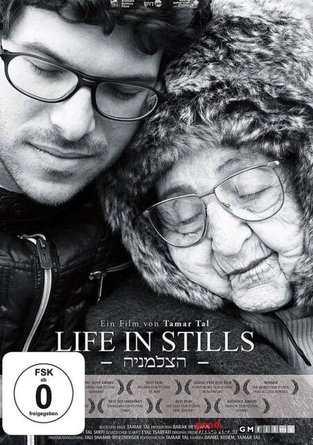DOKUMENTATION - LIFE IN STILLS - MIRIAM WEISSENSTEIN -   DVD NEU