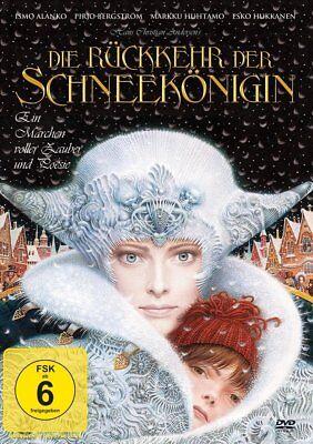 Die Rückkehr der Schneekönigin ( Kinderfilm / Familienfilm ) mit Ismo Alanko NEU
