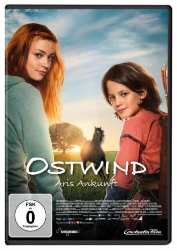 DVD * OSTWIND 4 - Aris Ankunft # NEU OVP +