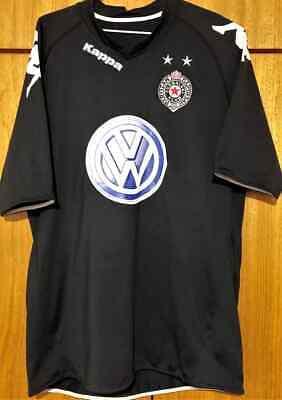 kapp Partizan Belgrade  2007/2008 #8 Juca Third Shirt Size XL image