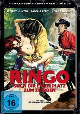 DVD Ringo, such dir einen Platz zum Sterben   FSK ab 16  (K47) ()
