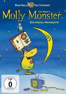 Molly Monster - Staffel 1.2 (2012)👾